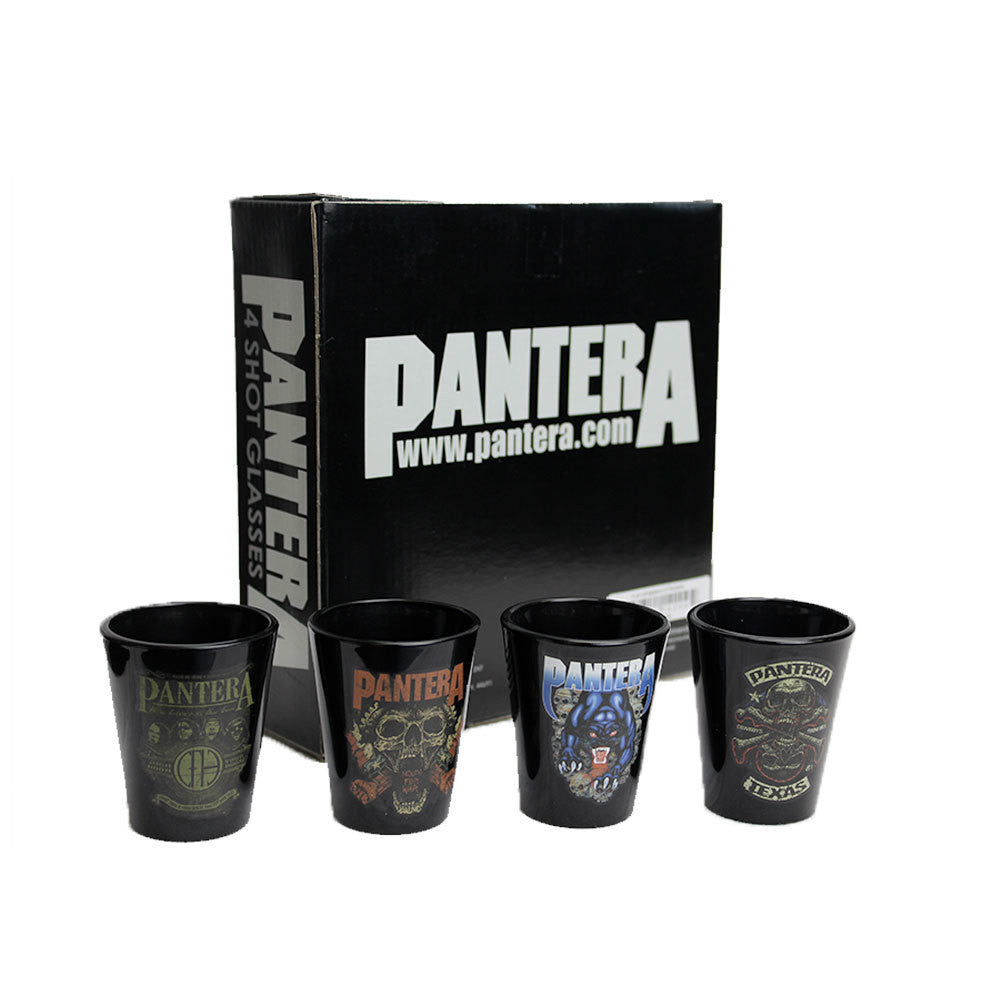 Pantera - Shot Glasses