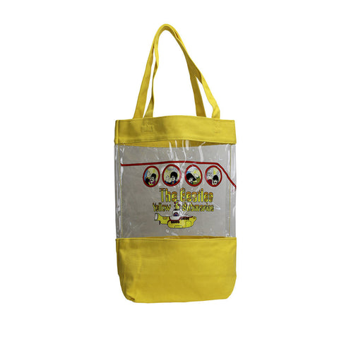 The Beatles - Yellow Submarine Beach Bag