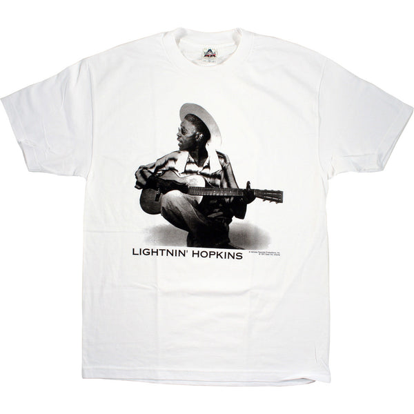 Lightnin Hopkins - Photograph T-Shirt (Men)