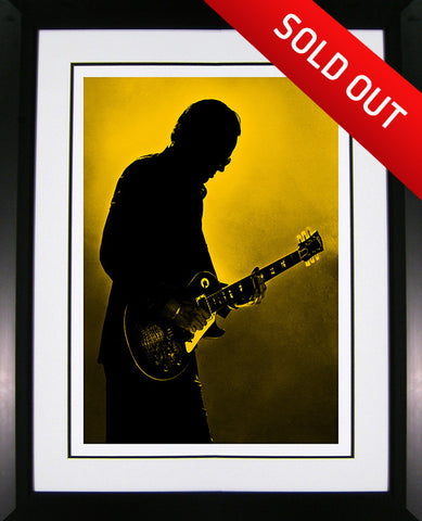 "#11 ""Guitar Trooper"" - Joe Bonamassa Collectible Litho"
