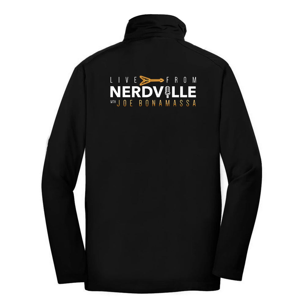 Live From Nerdville with Joe Bonamassa Nike 1/2 Zip-Up (Men)