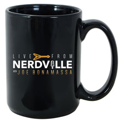 Live From Nerdville with Joe Bonamassa Mug