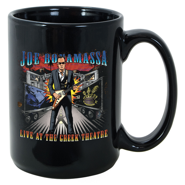 Live at the Greek Theatre Mug