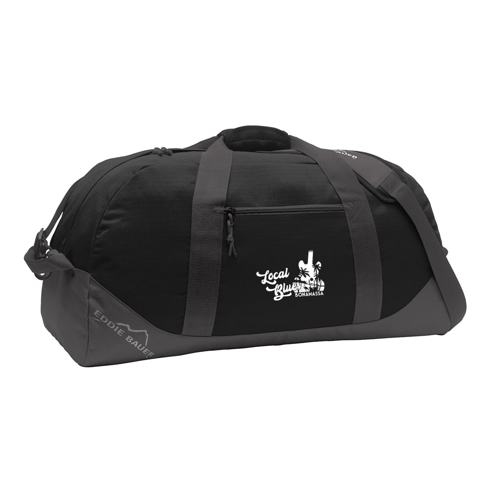 Local Blues Eddie Bauer Duffle Bag - Black