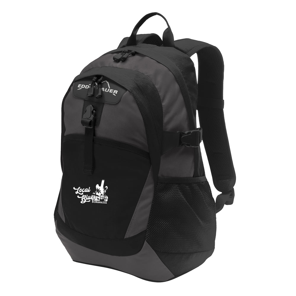 Local Blues Eddie Bauer Backpack - Black