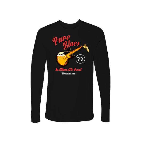 Brews & Blues Long Sleeve (Men) - Black