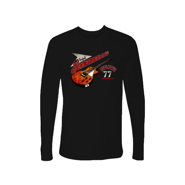 Bona-Fide Blues Long Sleeve (Men) - Black
