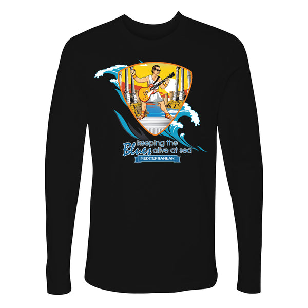 2019 KTBA at Sea Mediterranean Long Sleeve (Men)