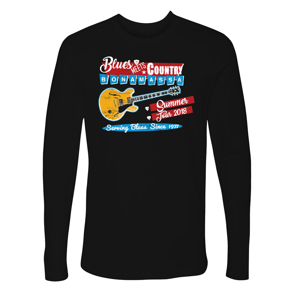 2018 Summer Tour Long Sleeve (Men)