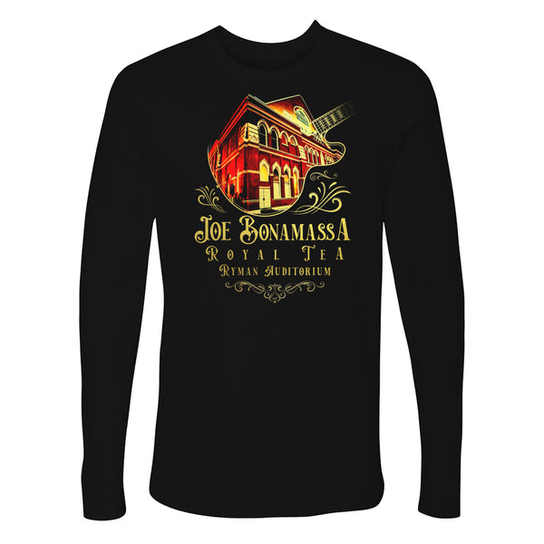 Royal Tea Live at the Ryman Auditorium Long Sleeve (Men)