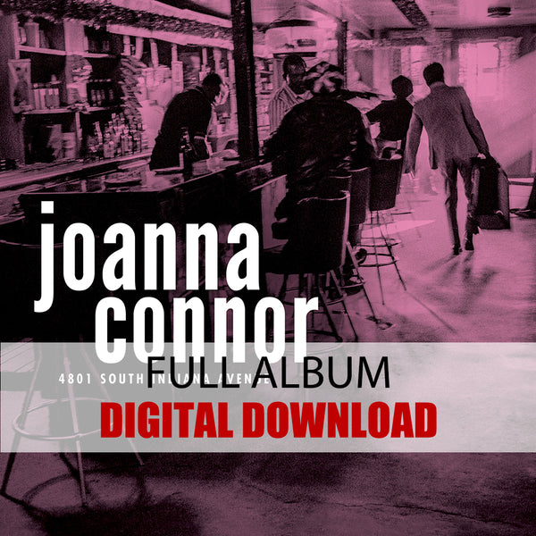 Joanna Connor: 4801 South Indiana Avenue (Digital Album)(Released: 2021)