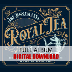 Joe Bonamassa: Royal Tea (Digital Album) (Released: 2020)
