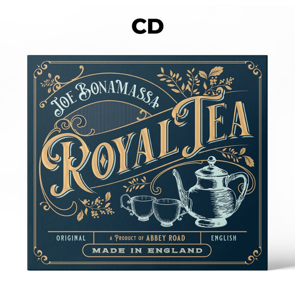 Joe Bonamassa: Royal Tea (CD) (Released: 2020)