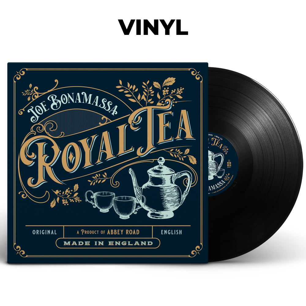 Joe Bonamassa: Royal Tea (Double Vinyl Set) (Released: 2020)