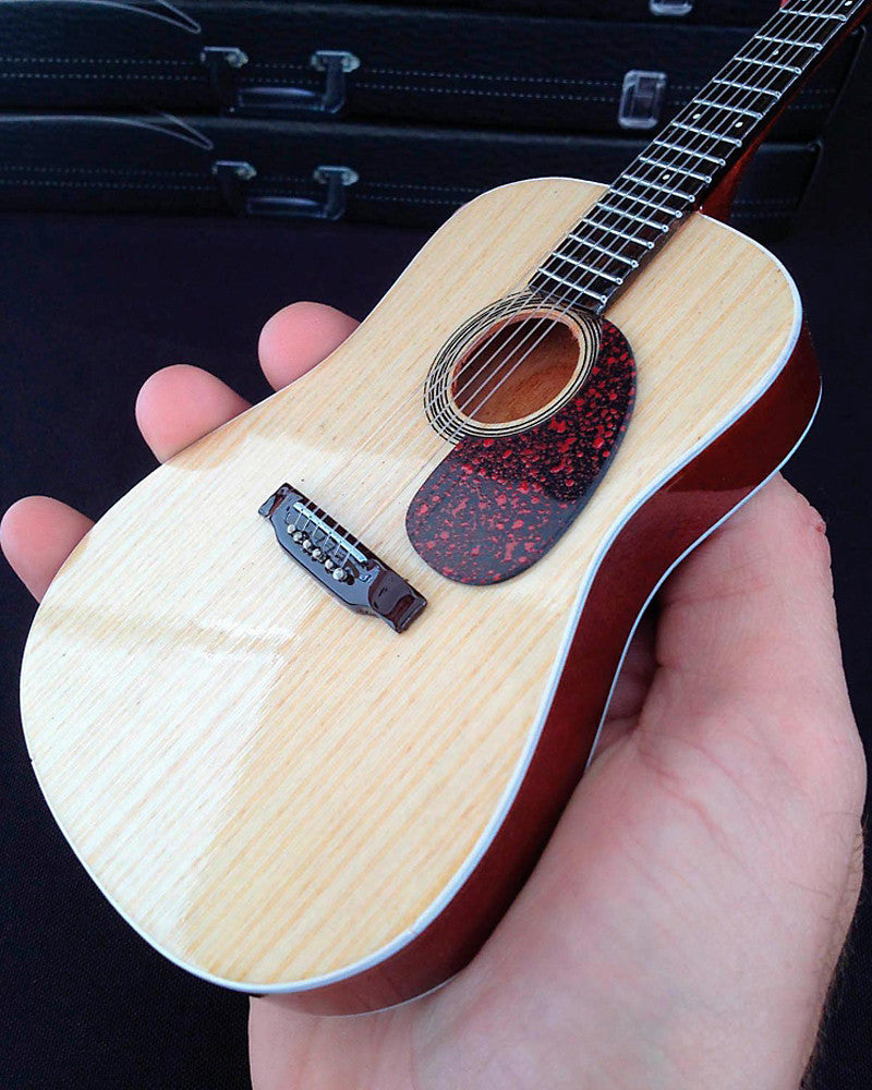 Axe Heaven Miniature Classic Natural Acoustic Mini Guitar Replica
