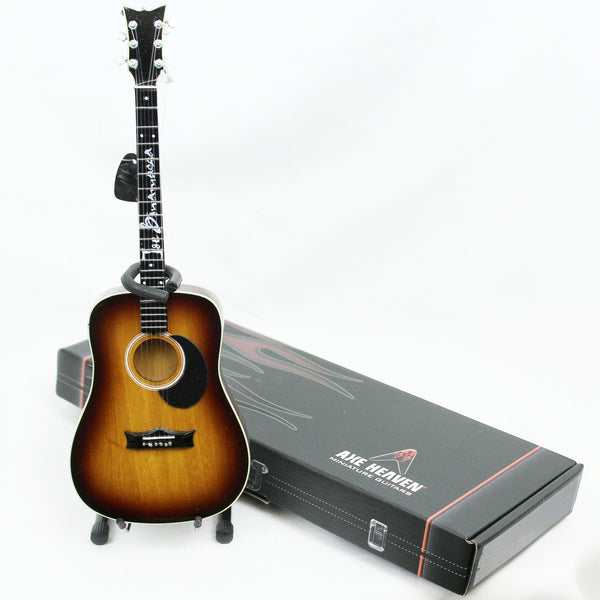 "Joe Bonamassa Signature ""1969 Grammer Johnny Cash"" Mini Guitar Replica Collectible"