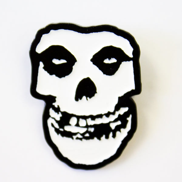 The Misfits - Crimson Ghost Pin