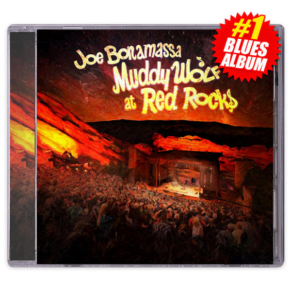 Joe Bonamassa: Muddy Wolf at Red Rocks (CD) (Released: 2015)