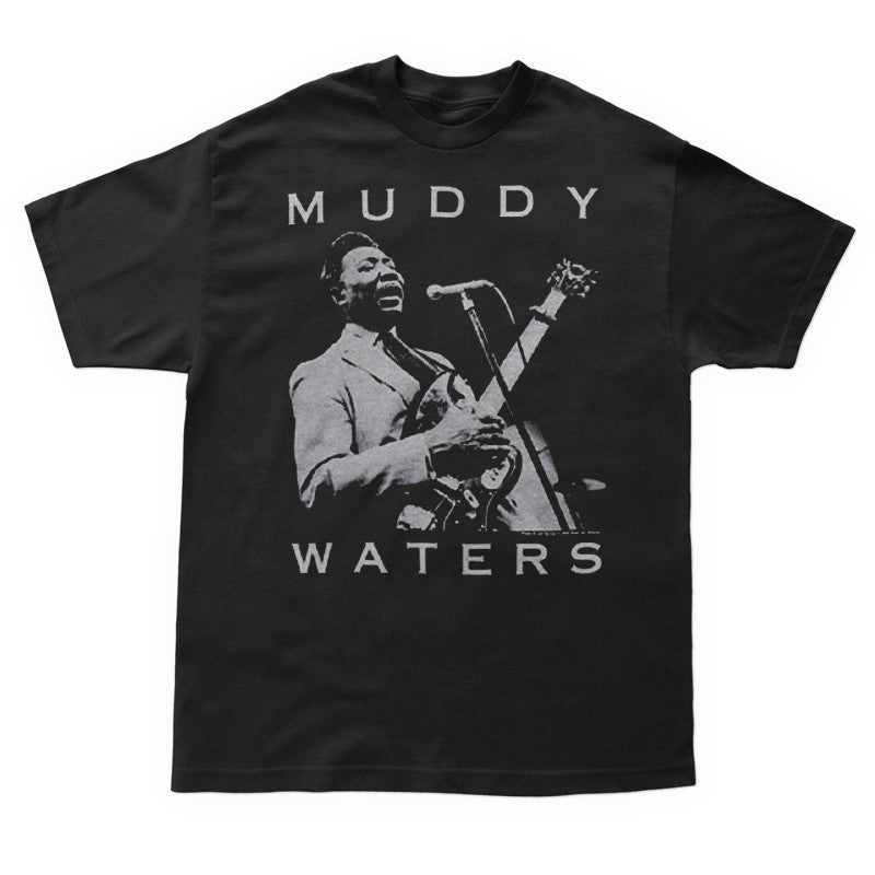 Muddy Waters - Playing Photo (Men)