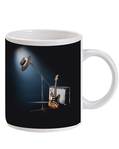 Tribut - Texas Floodlight Mug - White