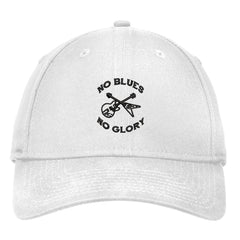 No Blues, No Glory New Era Hat - White