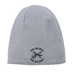No Blues, No Glory New Era Knit Beanie - Grey