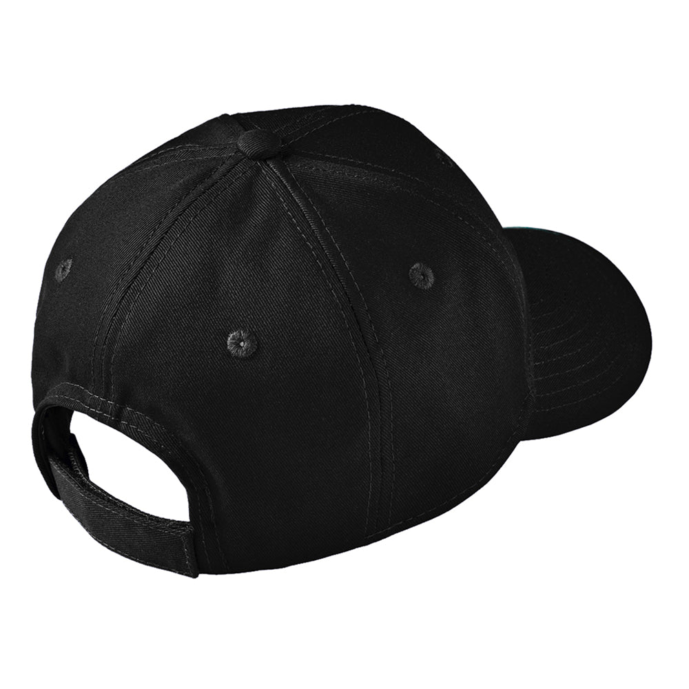 Monochromatic Blues New Era Hat - Black