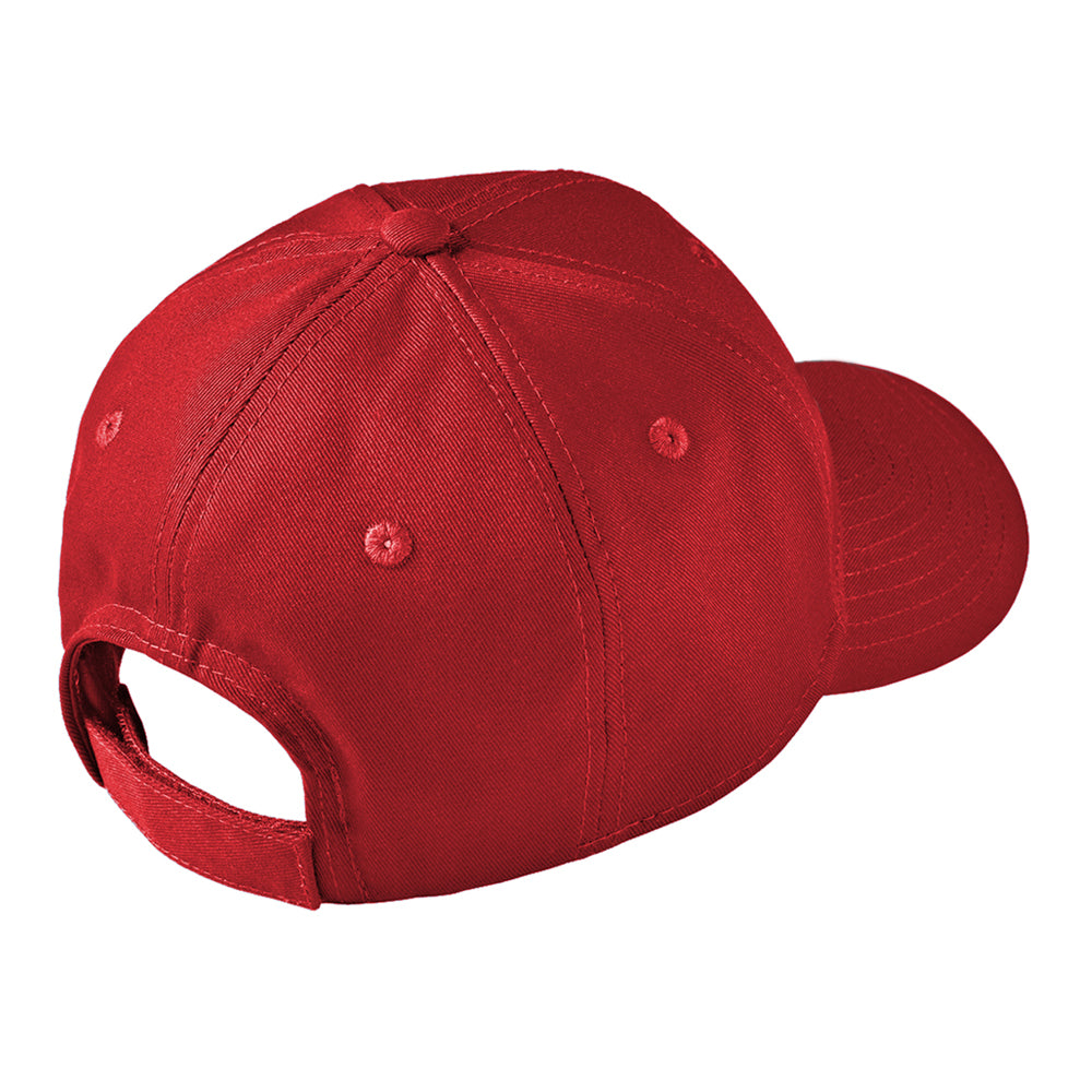 Always On The Road Flying V Tri-Color Hat - Red