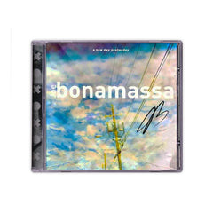 Joe Bonamassa: A New Day Yesterday (CD) (Released: 1999) - Hand-Signed