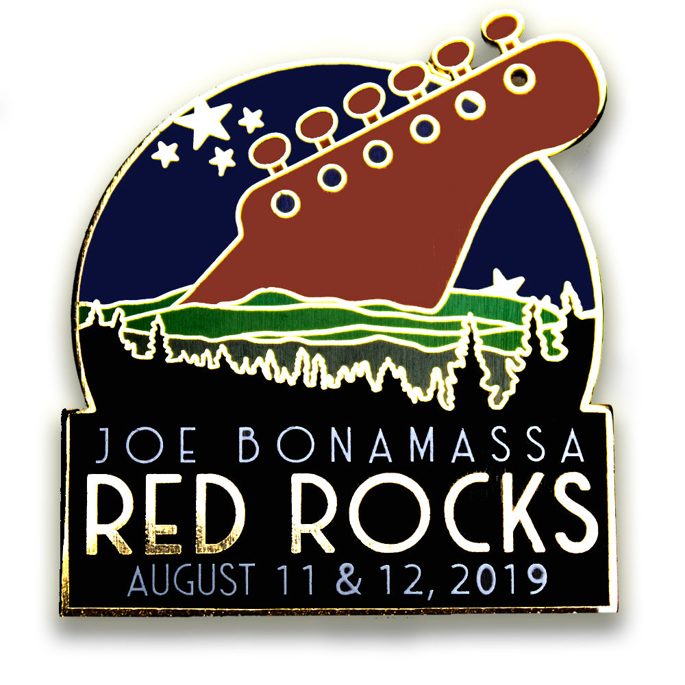 2019 Red Rocks Pin