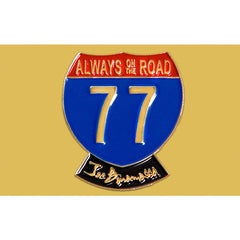 2014 Always On The Road Gold Tour Pin – Limited Edition (500 pieces)