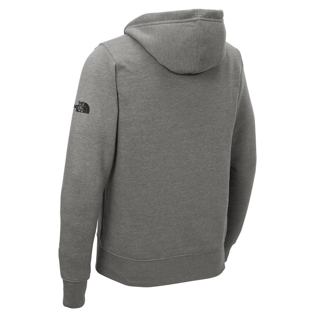 Vintage Guitar - The North Face Pullover Hoodie (Men) - Mid Grey
