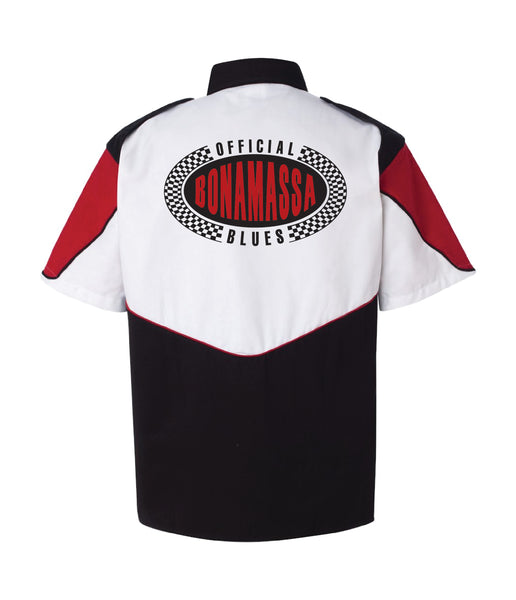 Official Bonamassa Blues Racing Shirt (Men) - Black