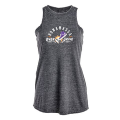 Blues Overdrive J. America Tank Top (Women) - Dark Smoke
