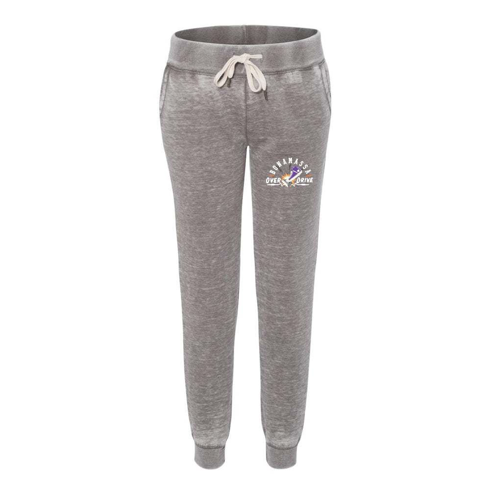 Blues Overdrive J. America Joggers (Women) - Cement