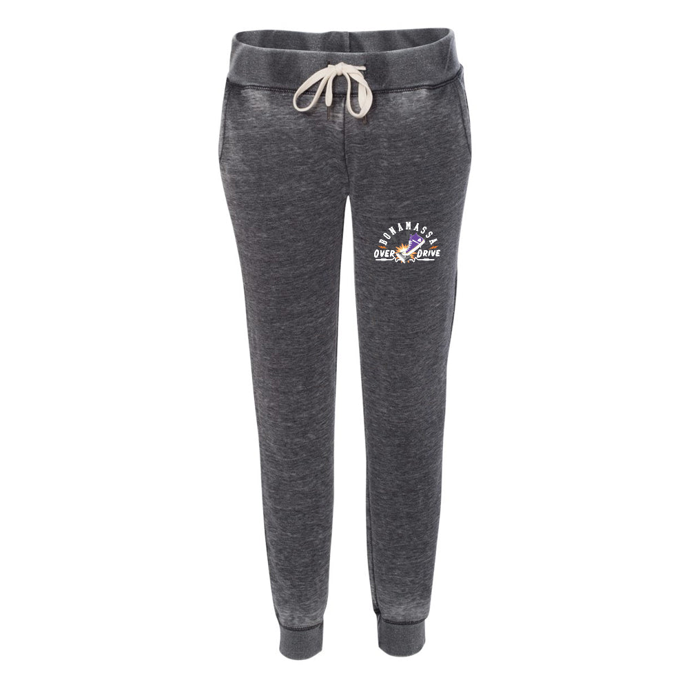 Blues Overdrive J. America Joggers (Women) - Dark Smoke