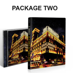 Live at Carnegie Hall - An Acoustic Evening CD & DVD Package