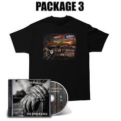 Blues of Desperation Package Three