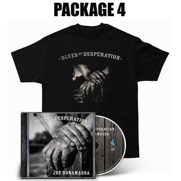 Blues of Desperation Package Four