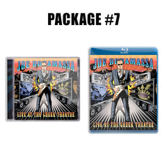 Live at the Greek Theatre CD & Blu-ray Package