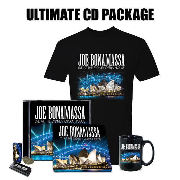 Live at the Sydney Opera House Ultimate CD Package
