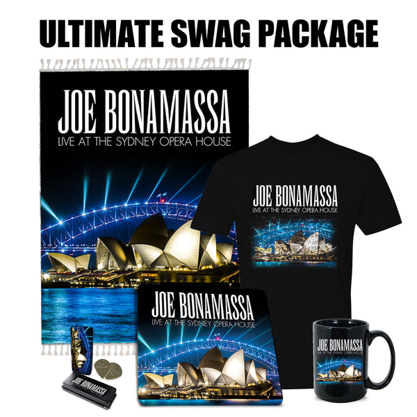 Live at the Sydney Opera House Ultimate Swag Package