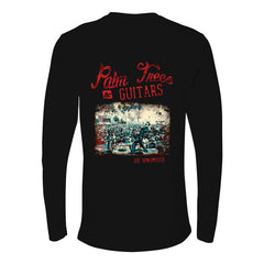 Palm Trees & Guitars Long Sleeve (Men)