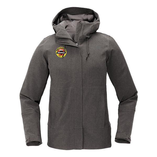 Bonamassa Guitar Parts & Service - The North Face Apex DryVent Jacket (Women) - Heather Grey