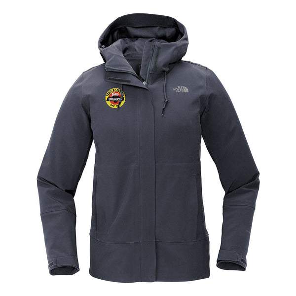 Bonamassa Guitar Parts & Service - The North Face Apex DryVent Jacket (Women) - Navy