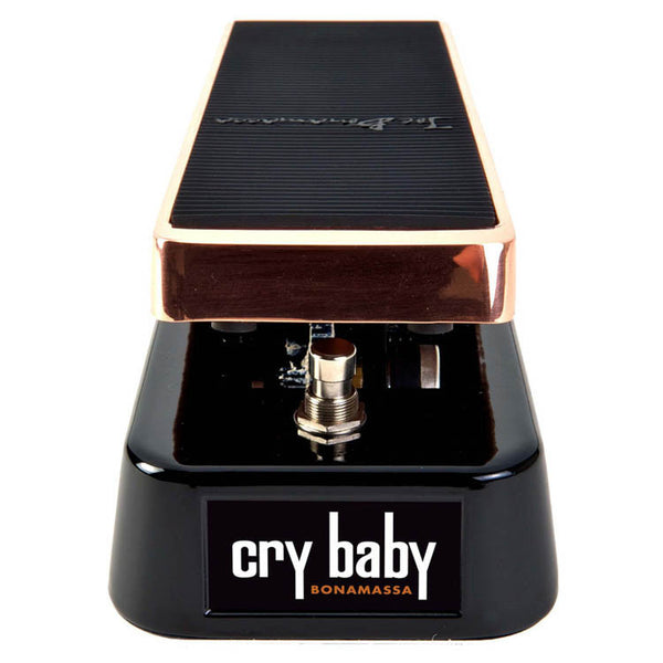 Joe Bonamassa Signature Cry Baby Wah Wah Pedal Jb95 Joe