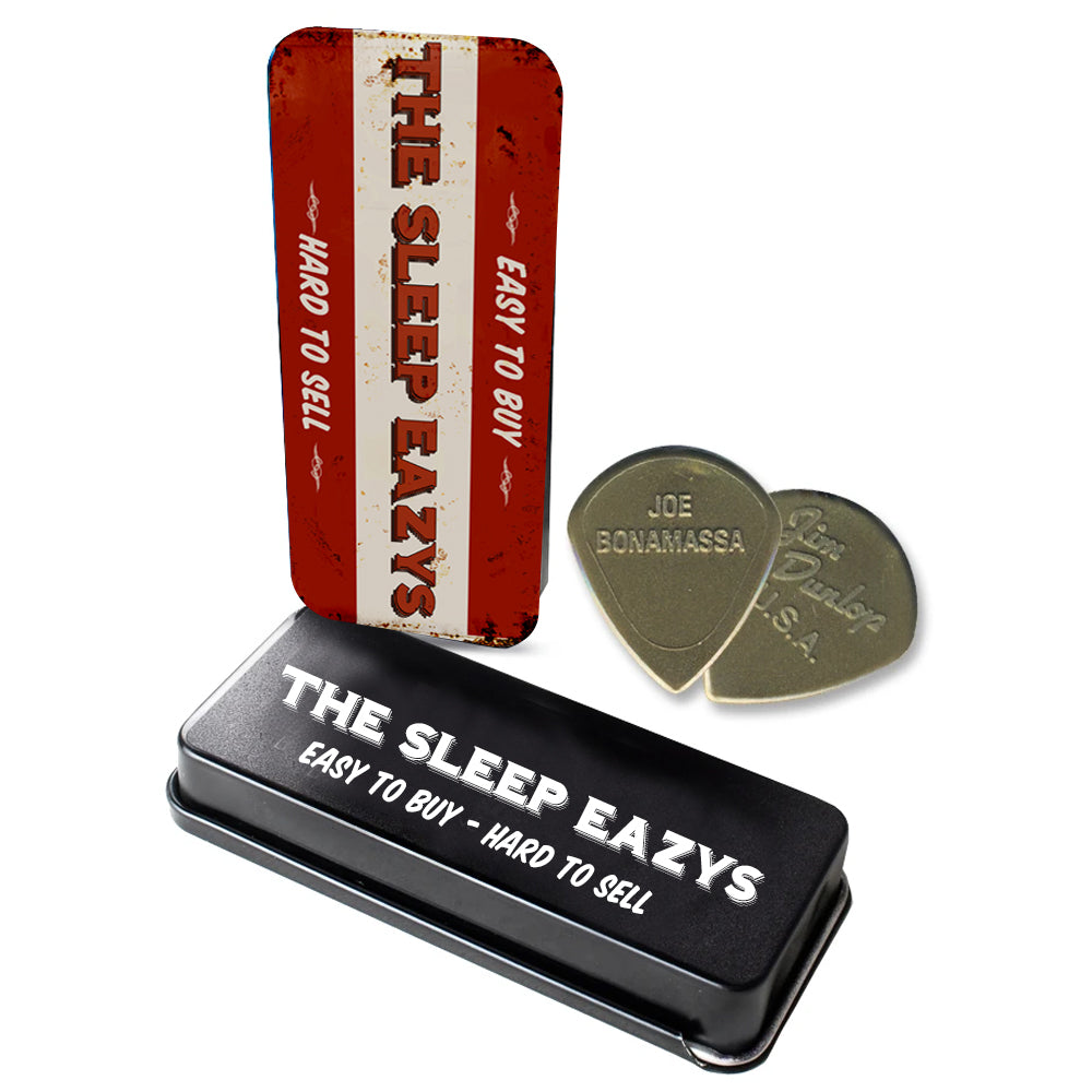 Easy to Buy, Hard to Sell Pick Tin ***PRE-ORDER***