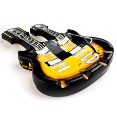 "Double Neck Guitar ""Big Sexy"" Ashtray"