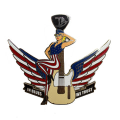 American Headstock Pin