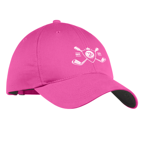 Blues Bogey Nike Hat - Fusion Pink